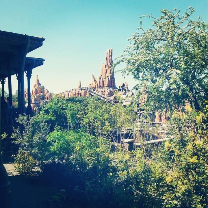 Disneyland pour la fête du printemps!